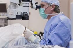 Процесс лечения эрозии шейки матки лазером
