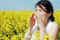 Аллергия - причина кольпита