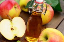 Польза яблочного уксуса при лечении инфекционного заболевания