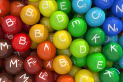 Прием витаминов для восстановления месячных