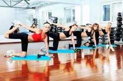 Фитнес во время климакса