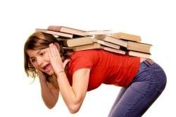 Физические нагрузки - причина нарушения цикла