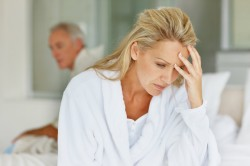 Климакс у женщин - причина сухости влагалища
