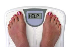 Лишний вес - причина задержки месячных