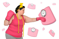 Ожирение - причина кольпита