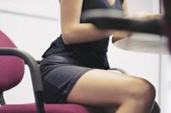 Сидячий образ жизни - причина миомы матки