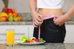 Строгие диеты - причина кисты желтого тела