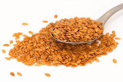 Льняное семя для нормализации  работы кишечника