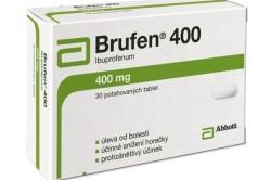 Бруфен для устранения воспалительного процесса при эндометриозе