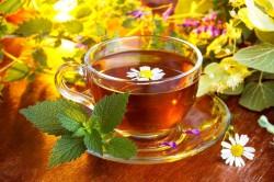 Травяной чай при бессоннице