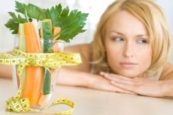 Соблюдение диеты для профилактики молочницы