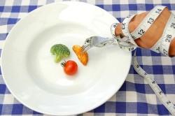 Нарушение питания при применении диет - причина возникновения кисты яичника