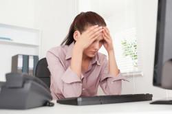 Стресс как причина частых месячных