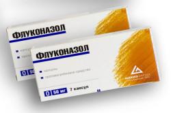 Флуконазол при урогенитальном кандидозе