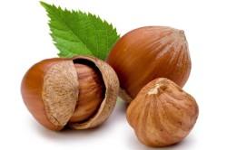 Орехи фундука при миоме и эндометриозе