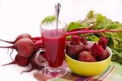 Польза свекольного сока при климаксе