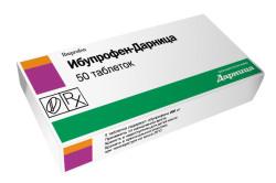 Ибупрофен при ПМС