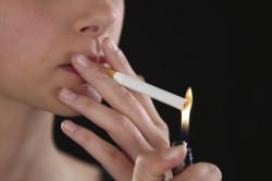 Курение - причина рака шейки матки