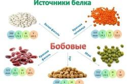 Польза употребления бобовых при эндометриозе