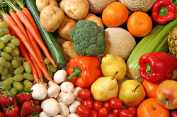 Употребление овощей и фруктов при уреаплазмозе
