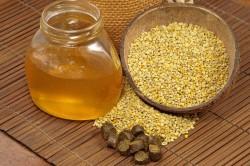 Смесь из прополиса и меда для лечения кольпита