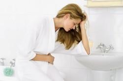 Тошнота - симптом эндометриоза